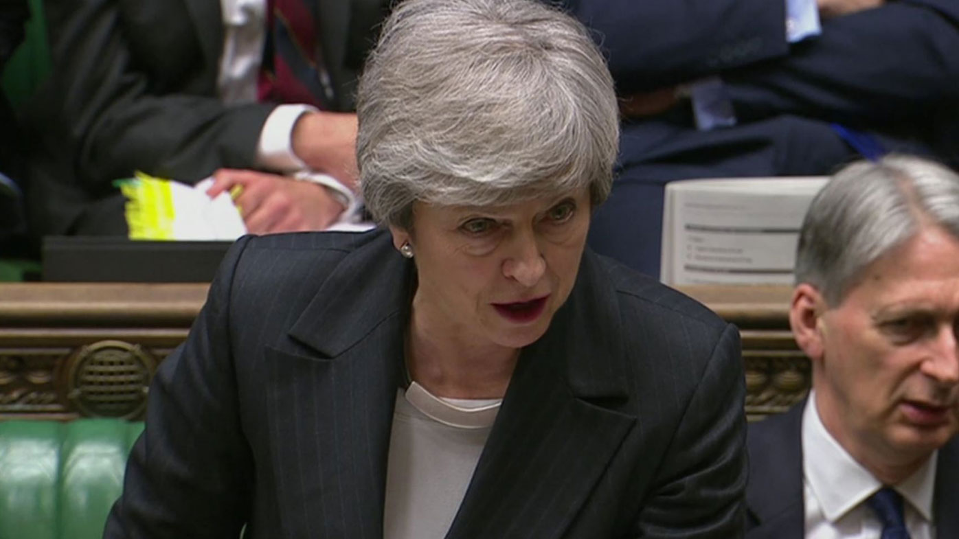 Time running out for May as pressure mounts for her to stand down