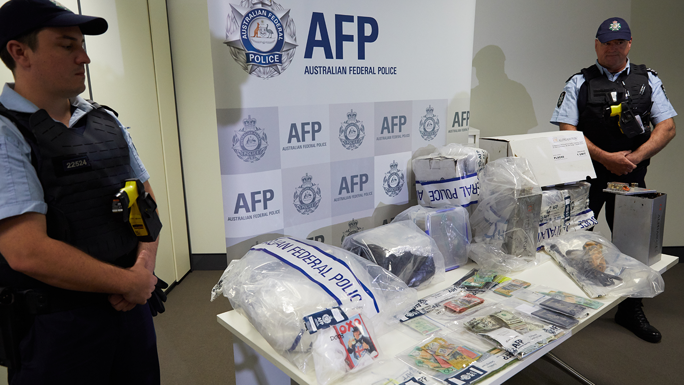 Bust shows clear links between bikies and Mexican cartels