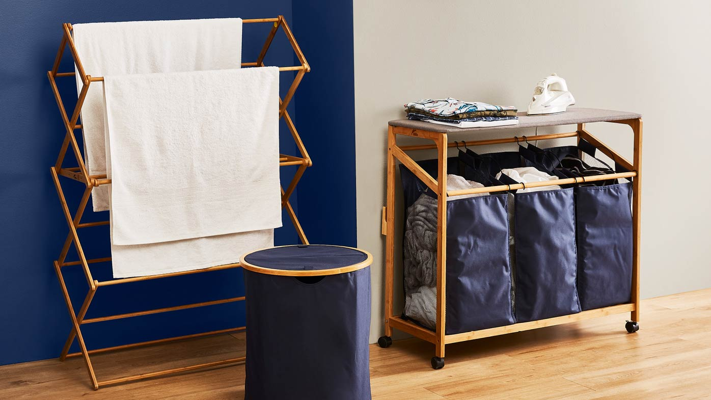 Marie Kondo Would Approve Of Big W S Clever New Laundry