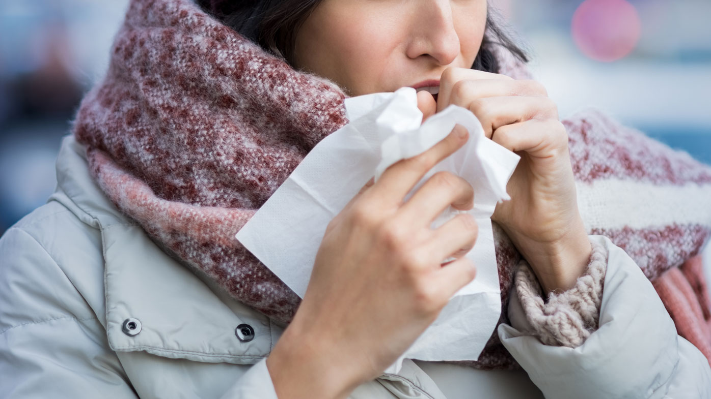 Queensland researchers developing spray to 'kill' the common cold