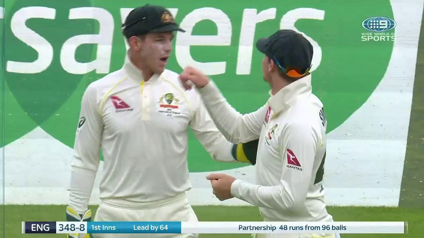 Lyon, Cummins combine to hand Australia 1-0 lead in Ashes 2019