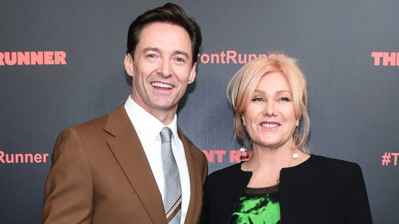 Hugh Jackman reveals simple choice that saved his marriage - 9Celebrity