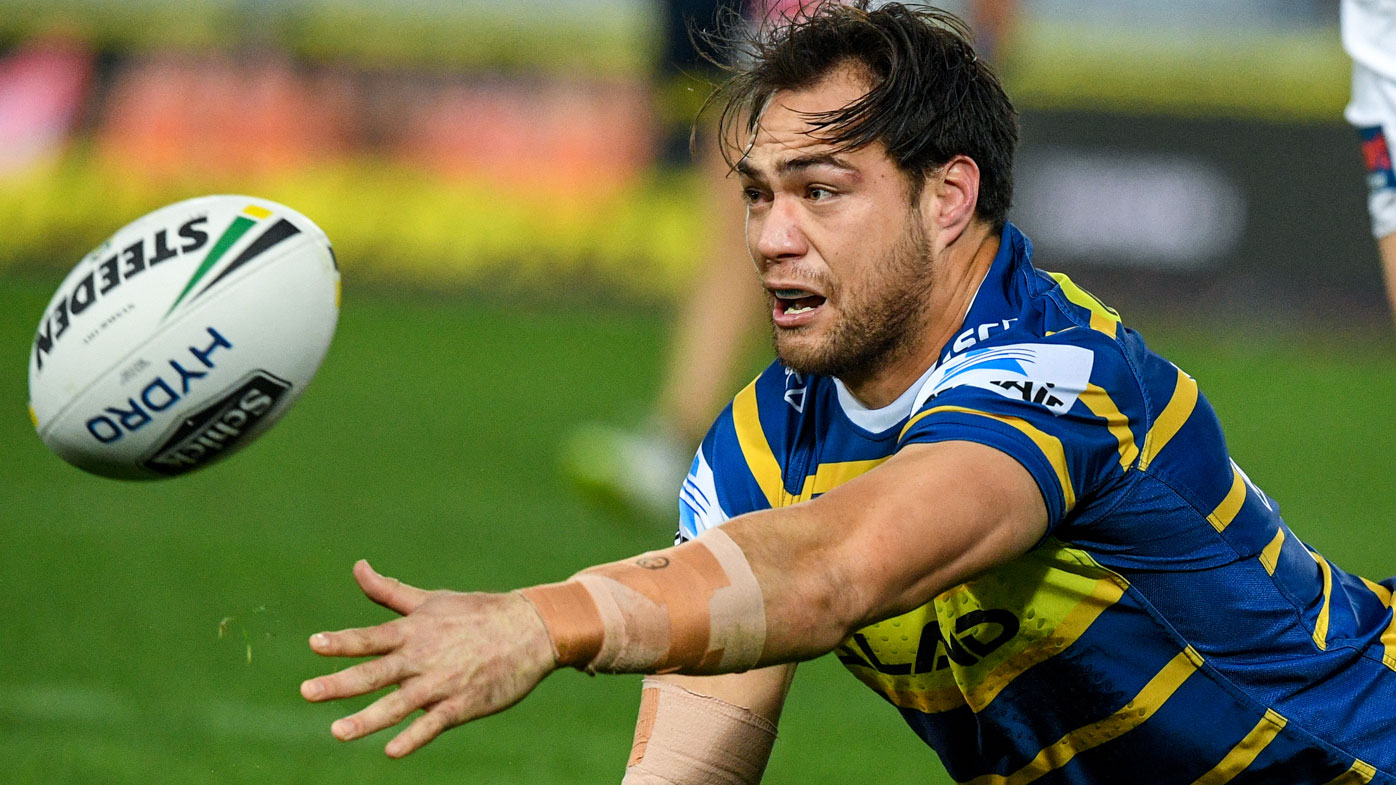 Eels forward confirms Super Rugby switch
