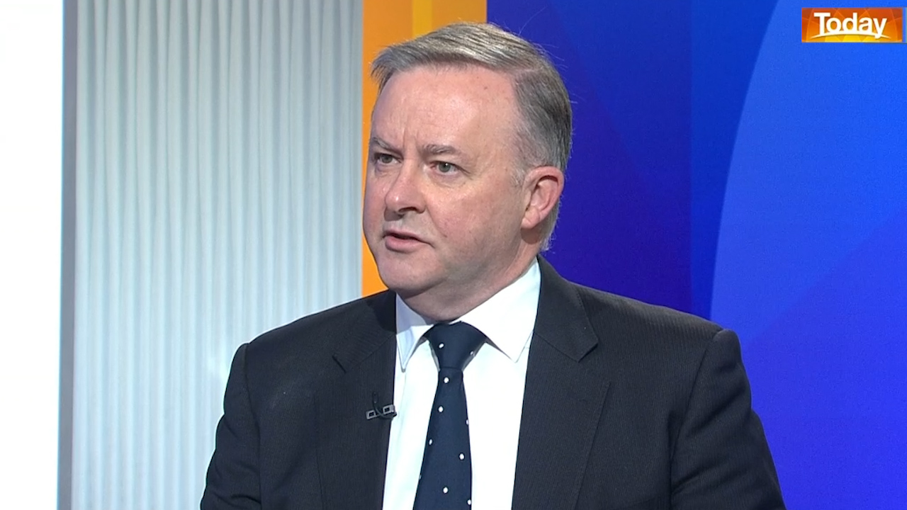 Albanese fiery after Dutton claims unions 'trump his leadership'