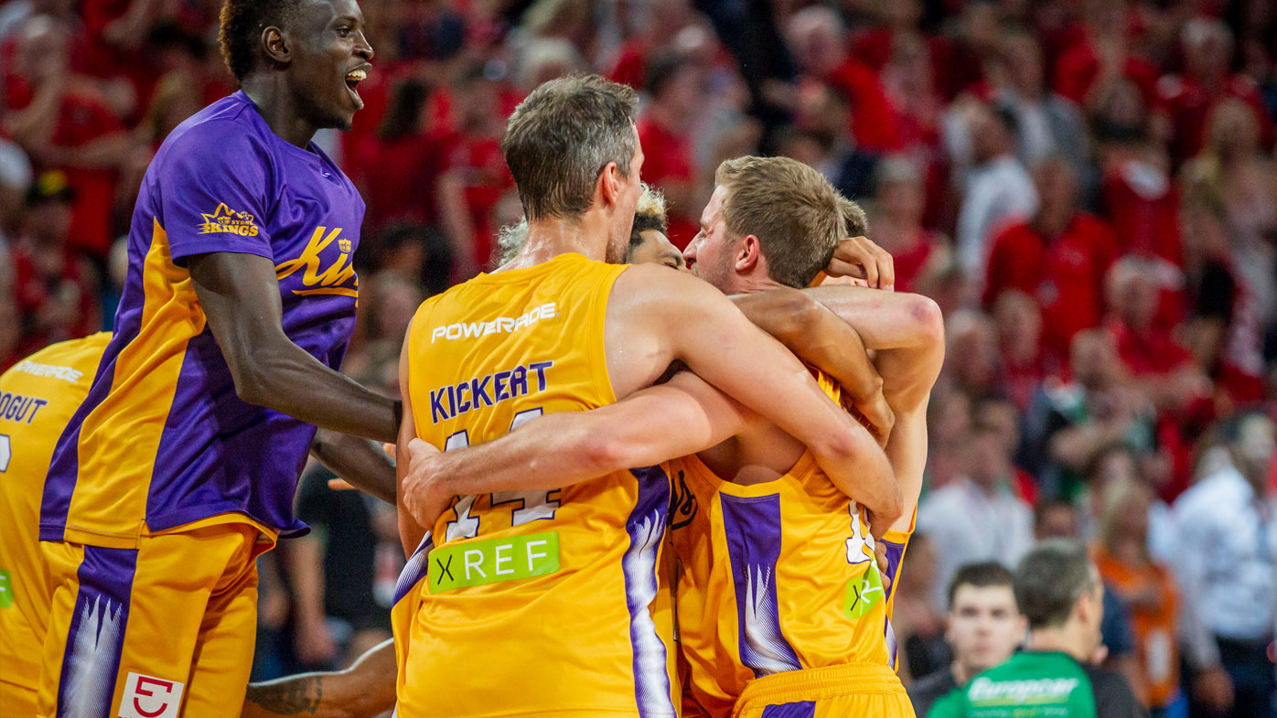 Sydney Kings down Wildcats