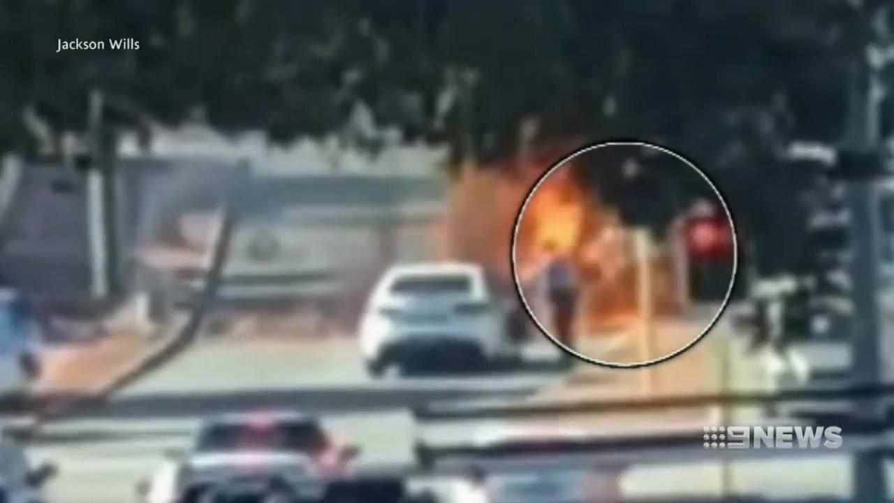 Manslaughter charge after Ferrari crash