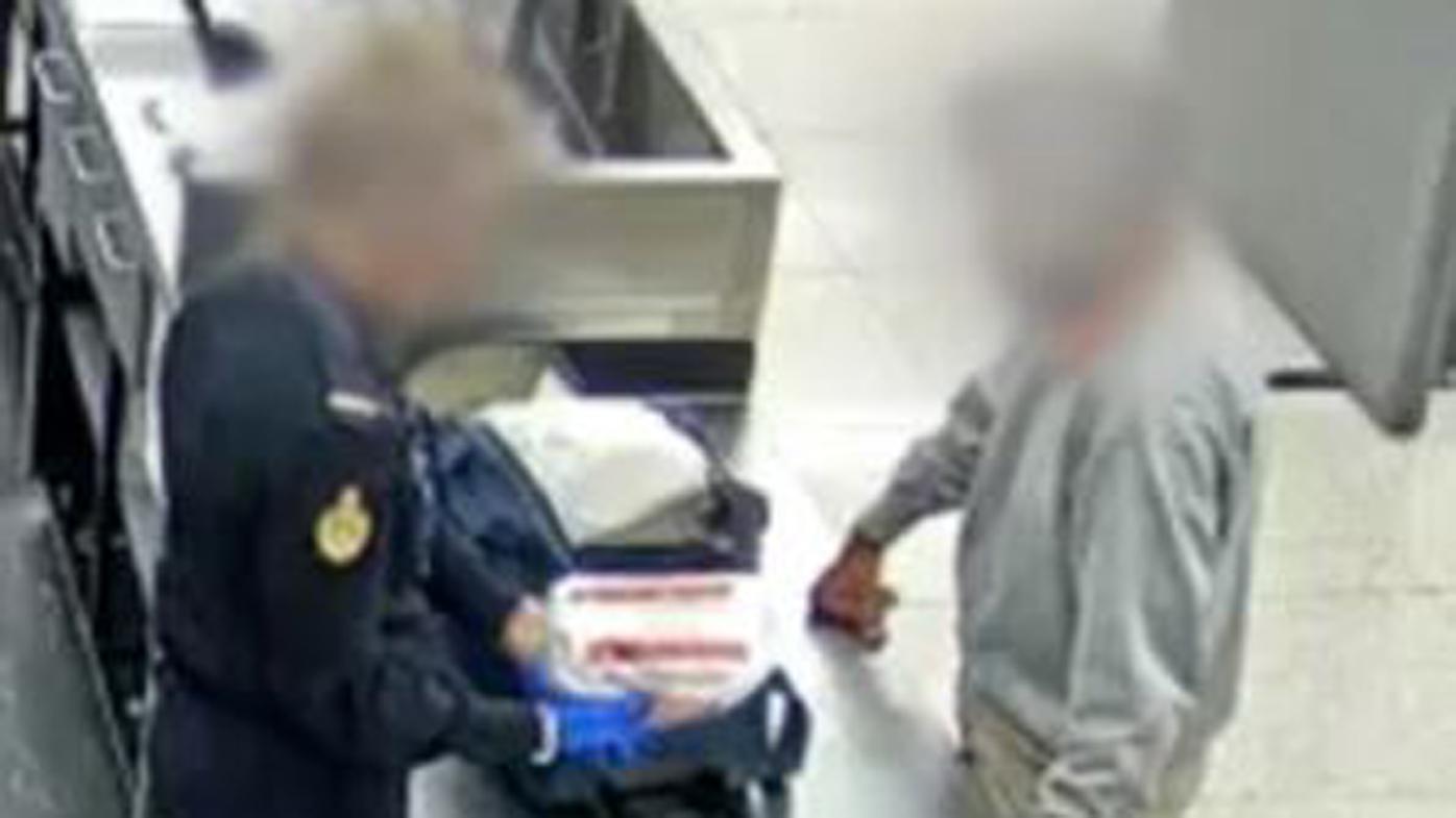 Tourist denied entry to Australia over 'abhorrent' phone video