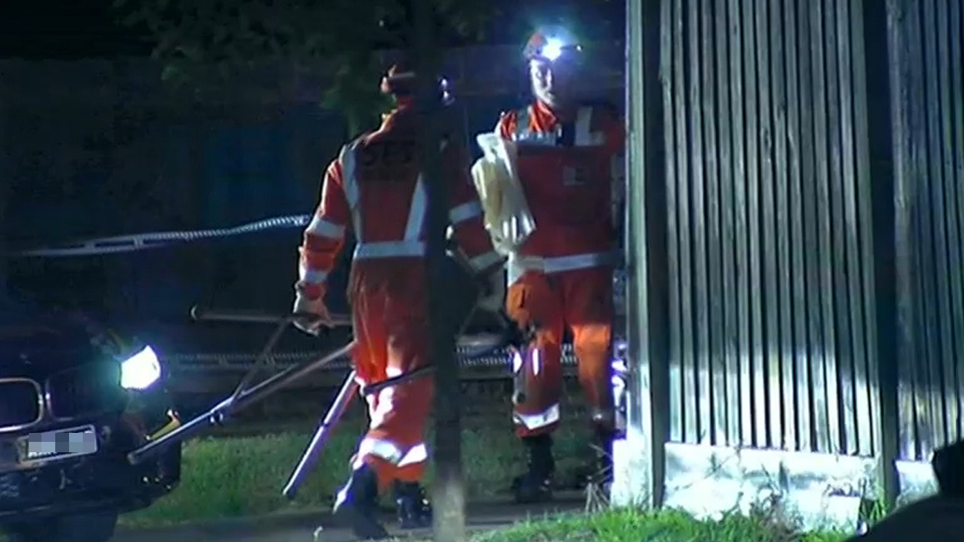Man 'bashed to death' at Melbourne home