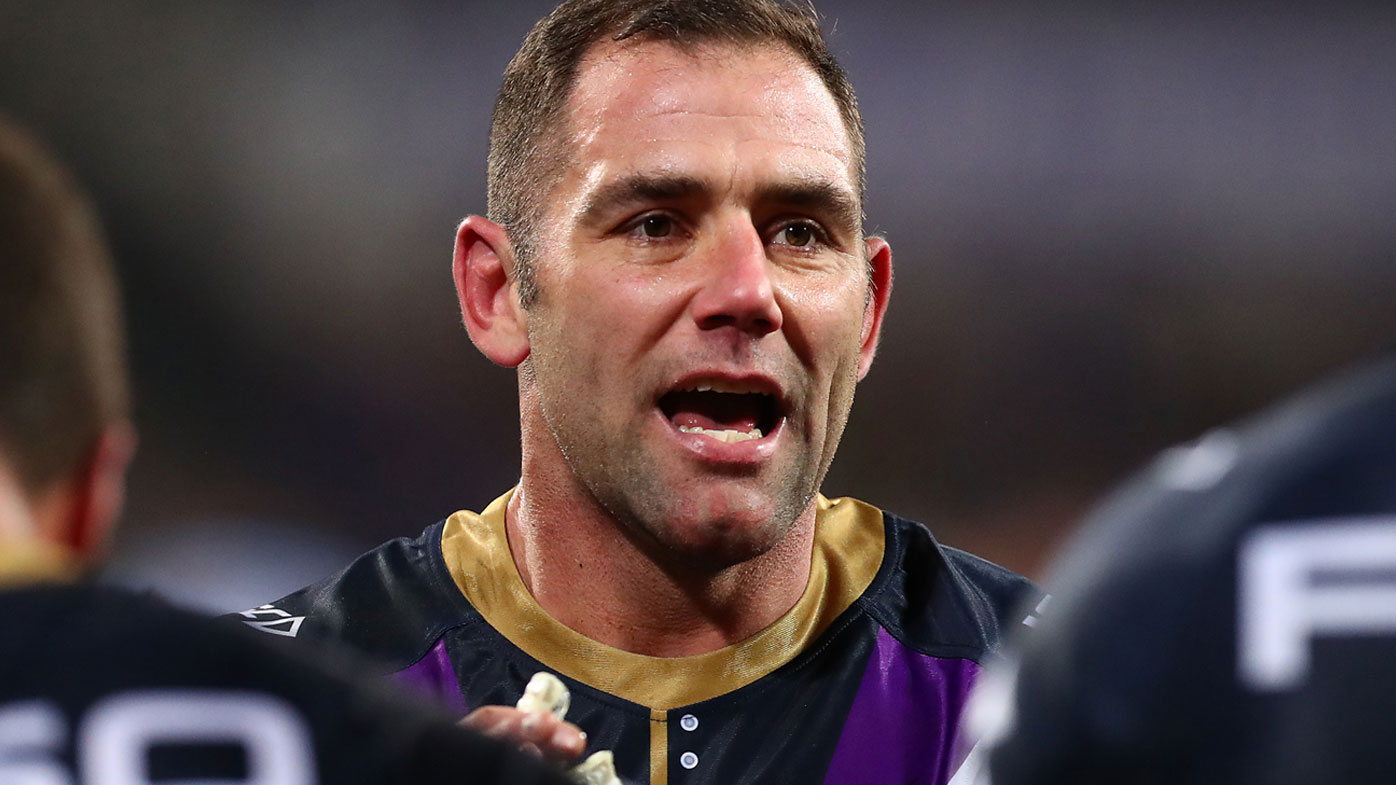Cameron Smith notches his 400th NRL game
