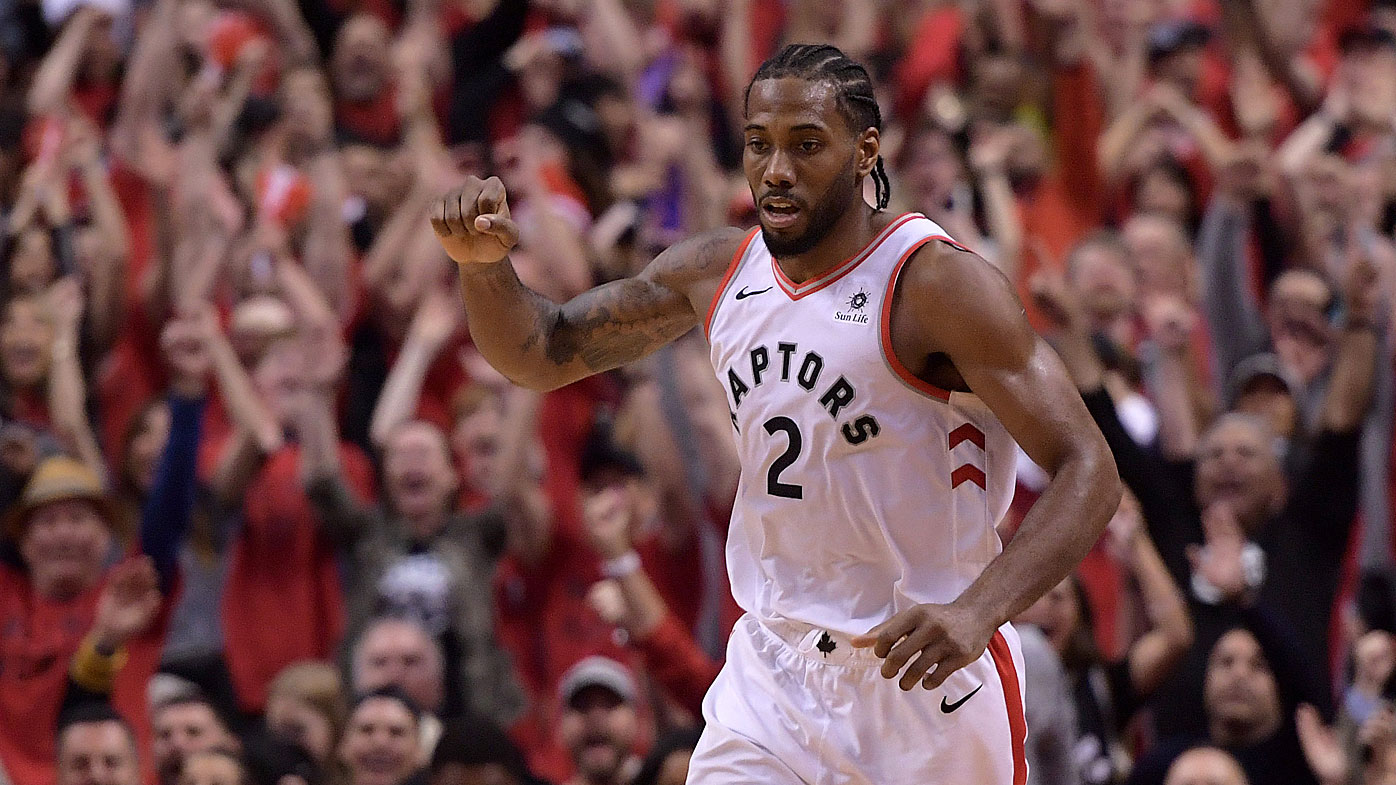 Kawhi Leonard is key to a Raptors NBA Finals win
