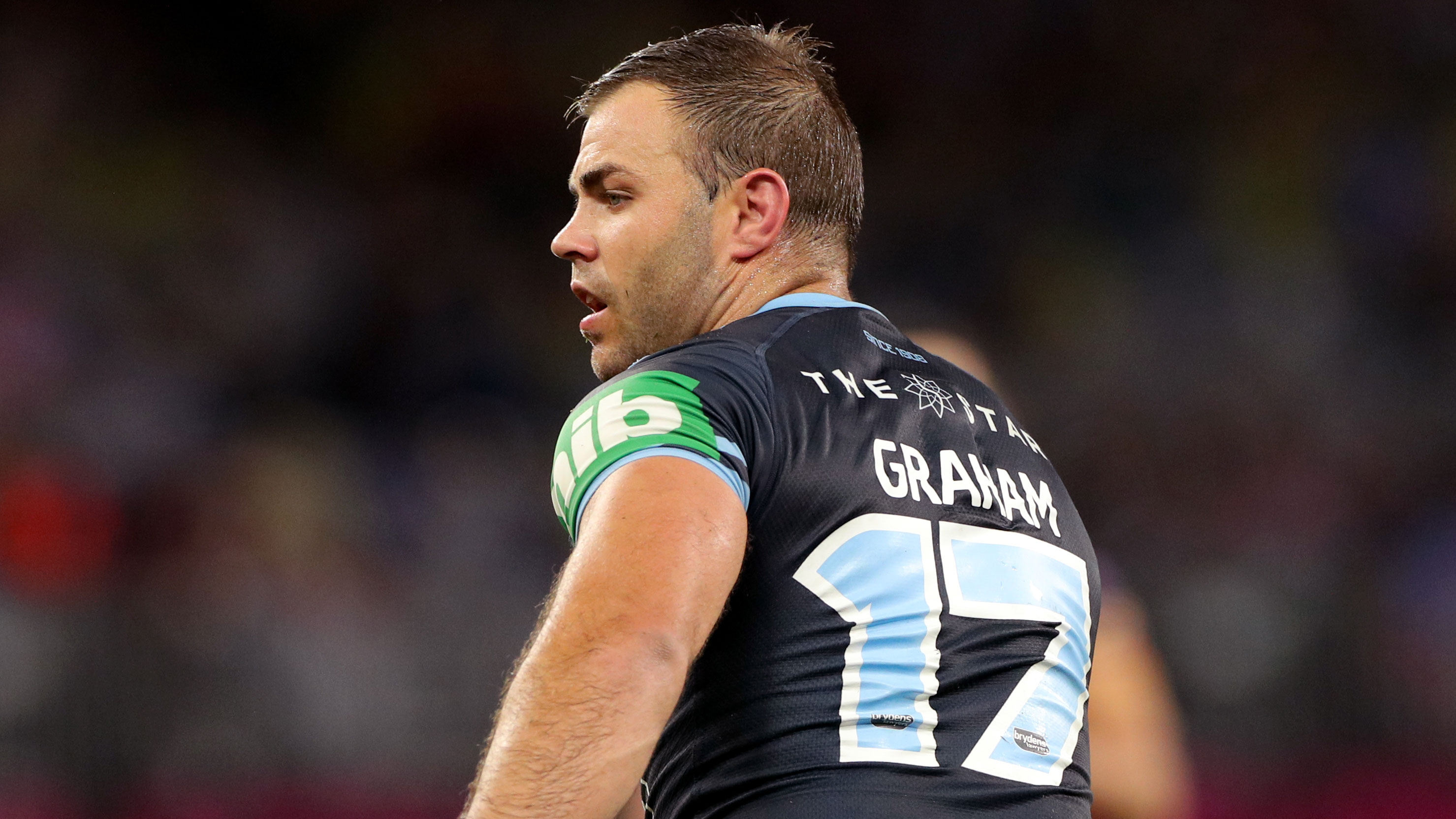 Wade Graham's Origin III role is up in the air.