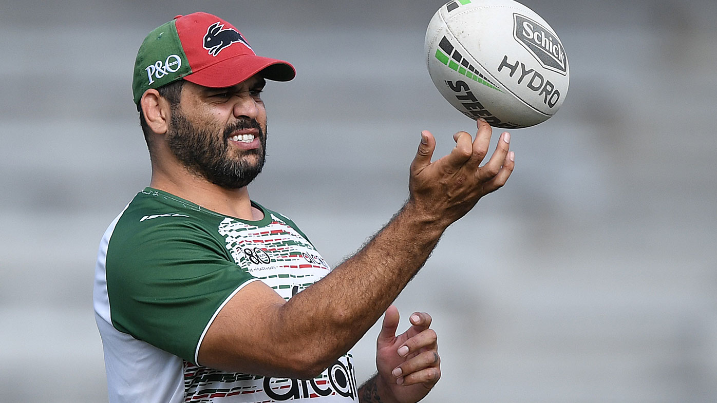 South Sydney haven't given indication when Greg Inglis might return