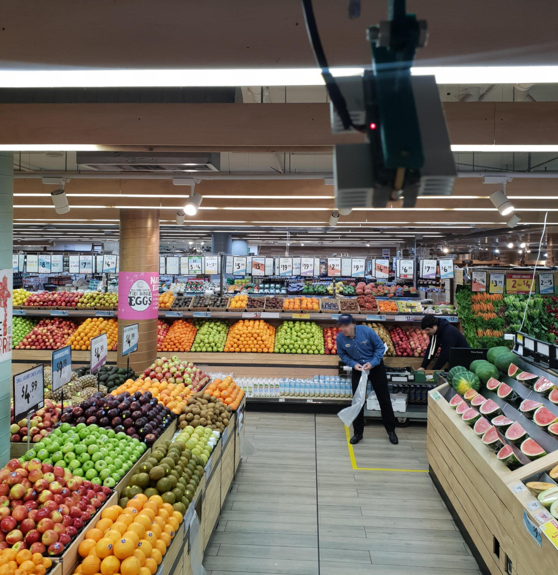 Coles' drastic new measure to combat self-service checkout theft