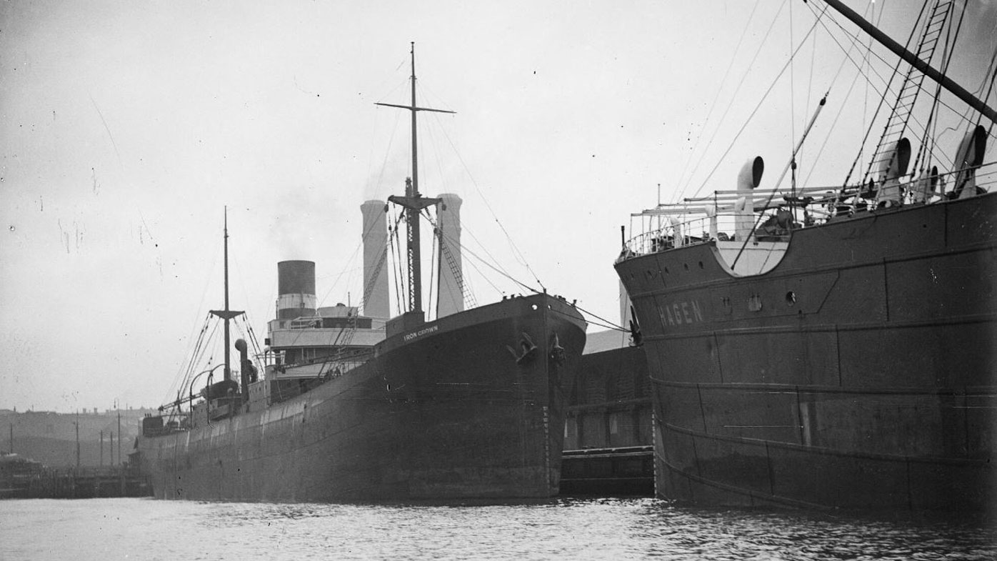 Australian freighter lost in World War II found off coast of Victoria