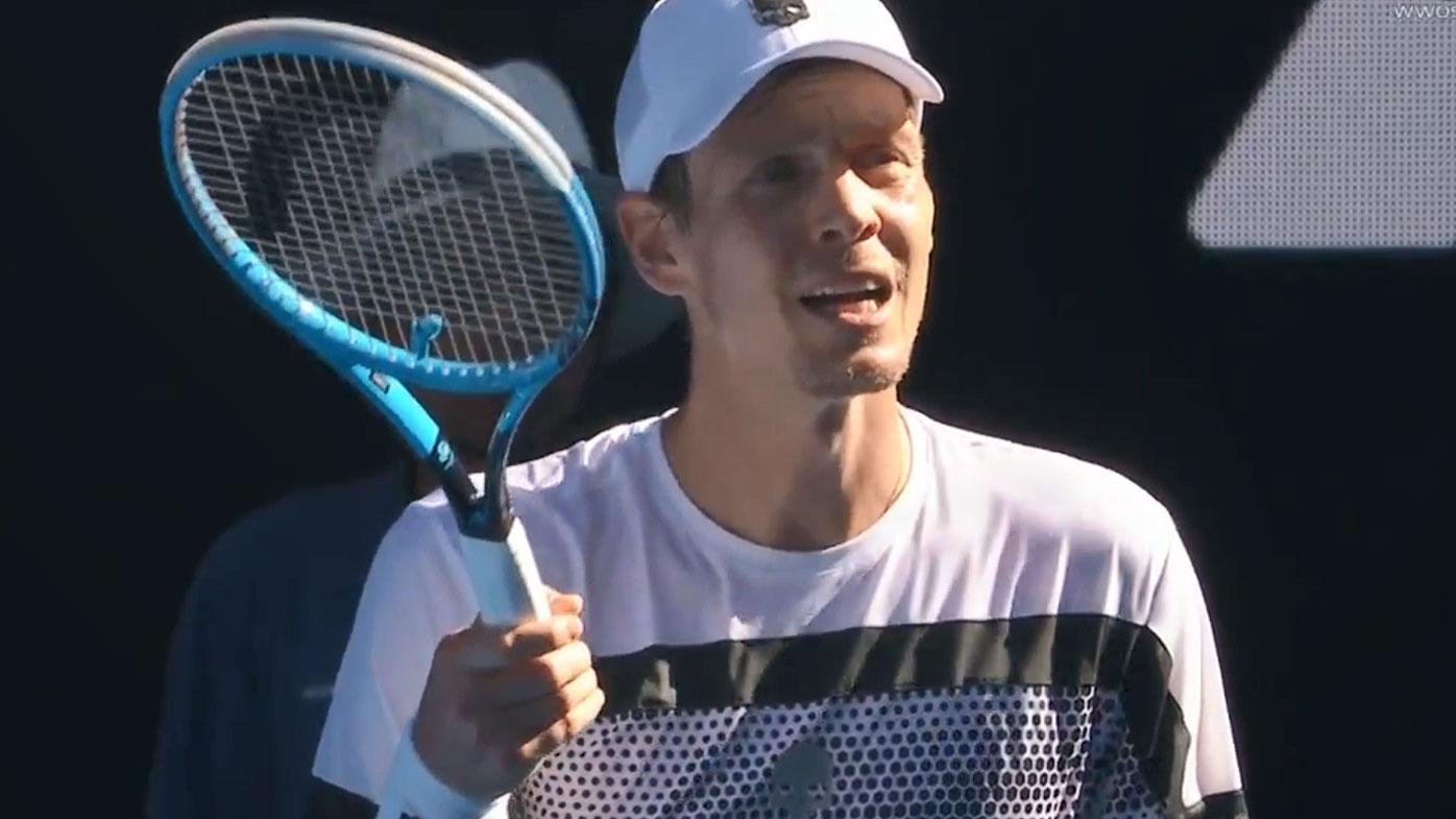 Nadal wary of 'dangerous' Tiafoe
