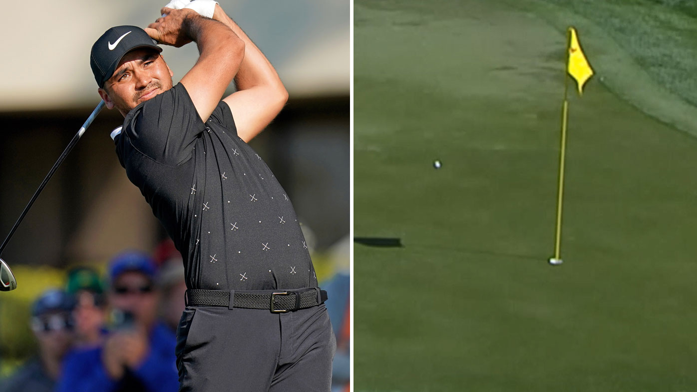 Jason Day struggles at Valspar