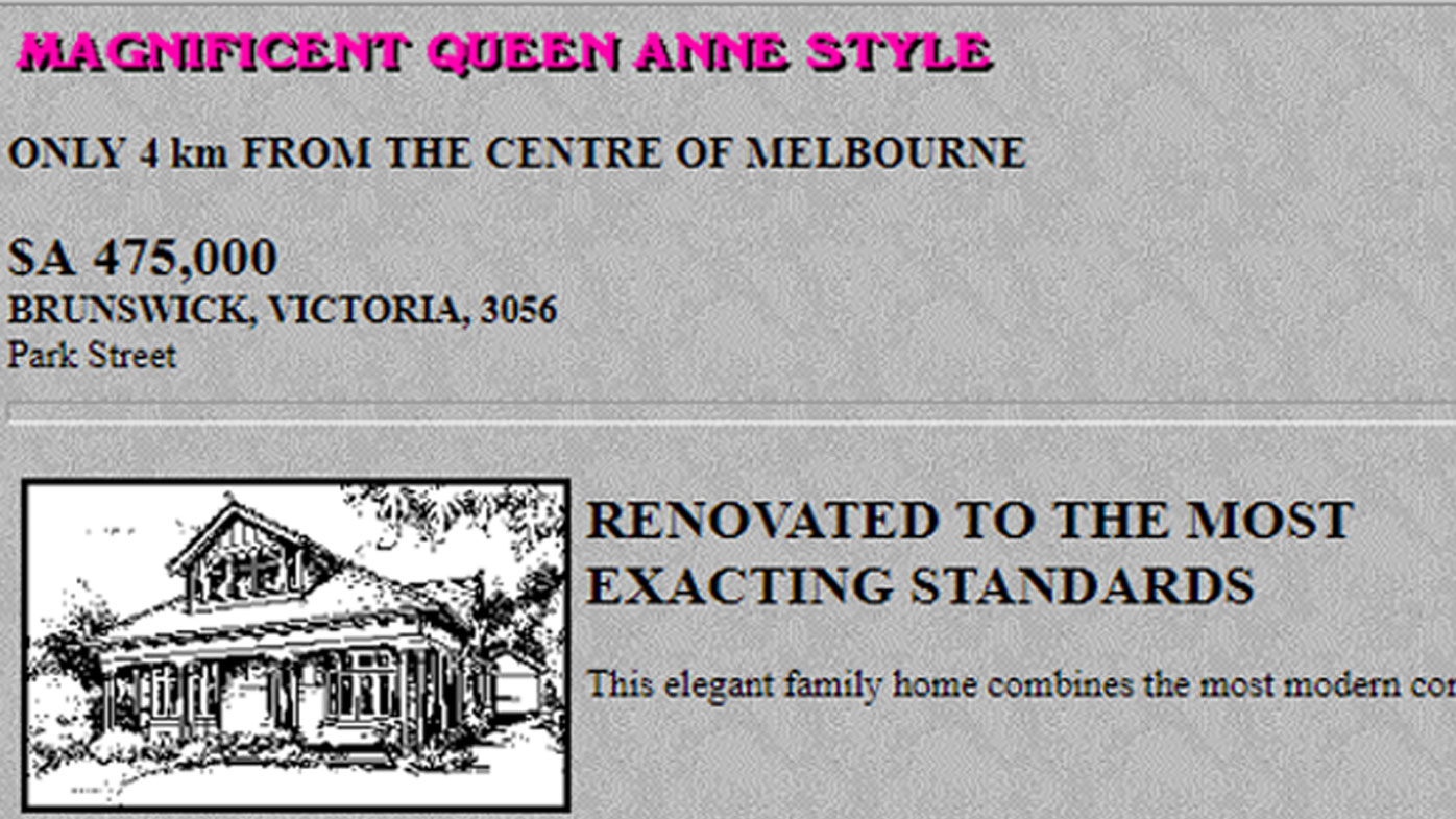 New Australian internet archive offers amazing click back in time