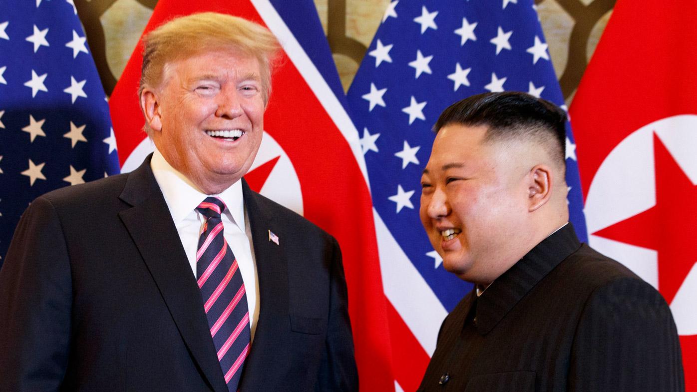 Trump reverses 'unnecessary' new sanctions on North Korea