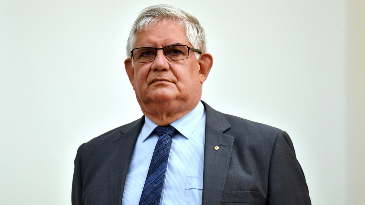 Historic day for new indigenous minister