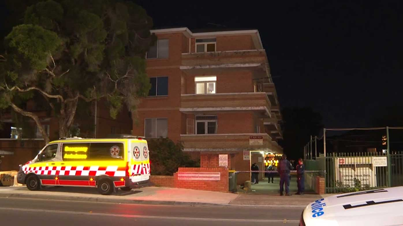 Woman falls off Sydney balcony during Thursday night get-together