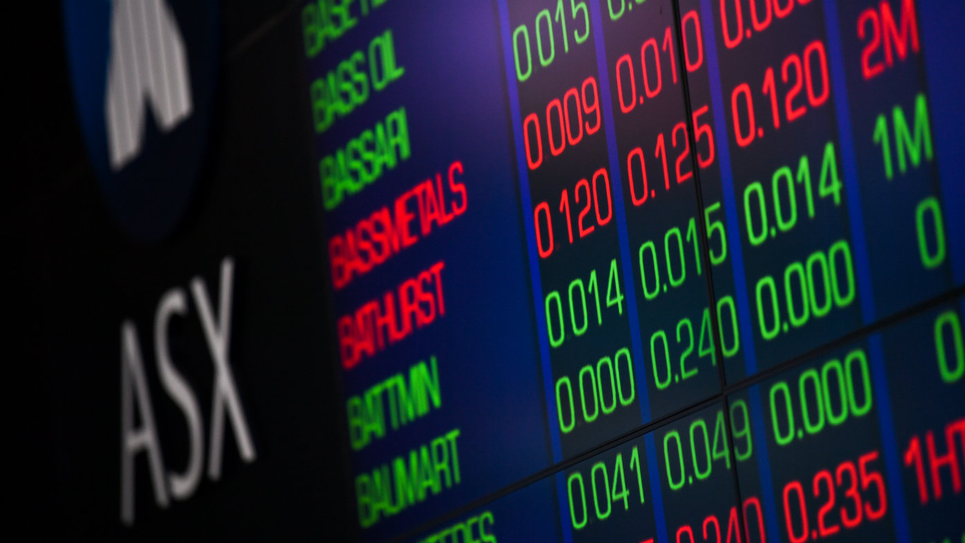 Shares open lower after Wall Street rally