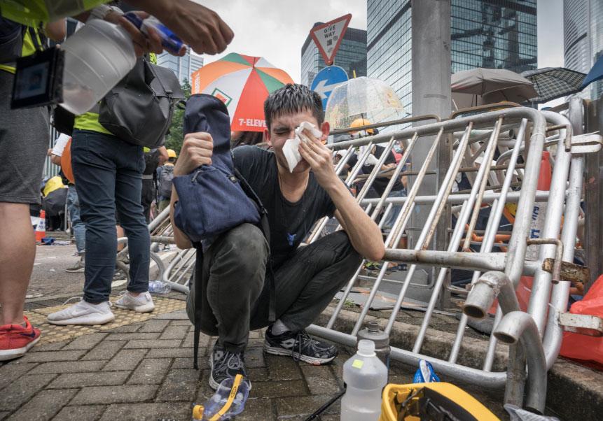 What's behind Hong Kong mass protests