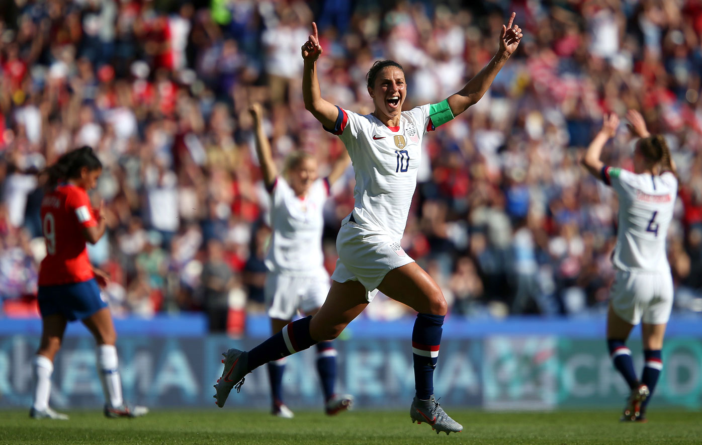 Women's World Cup 2019 | Getty Images best photos, Cassie Trotter