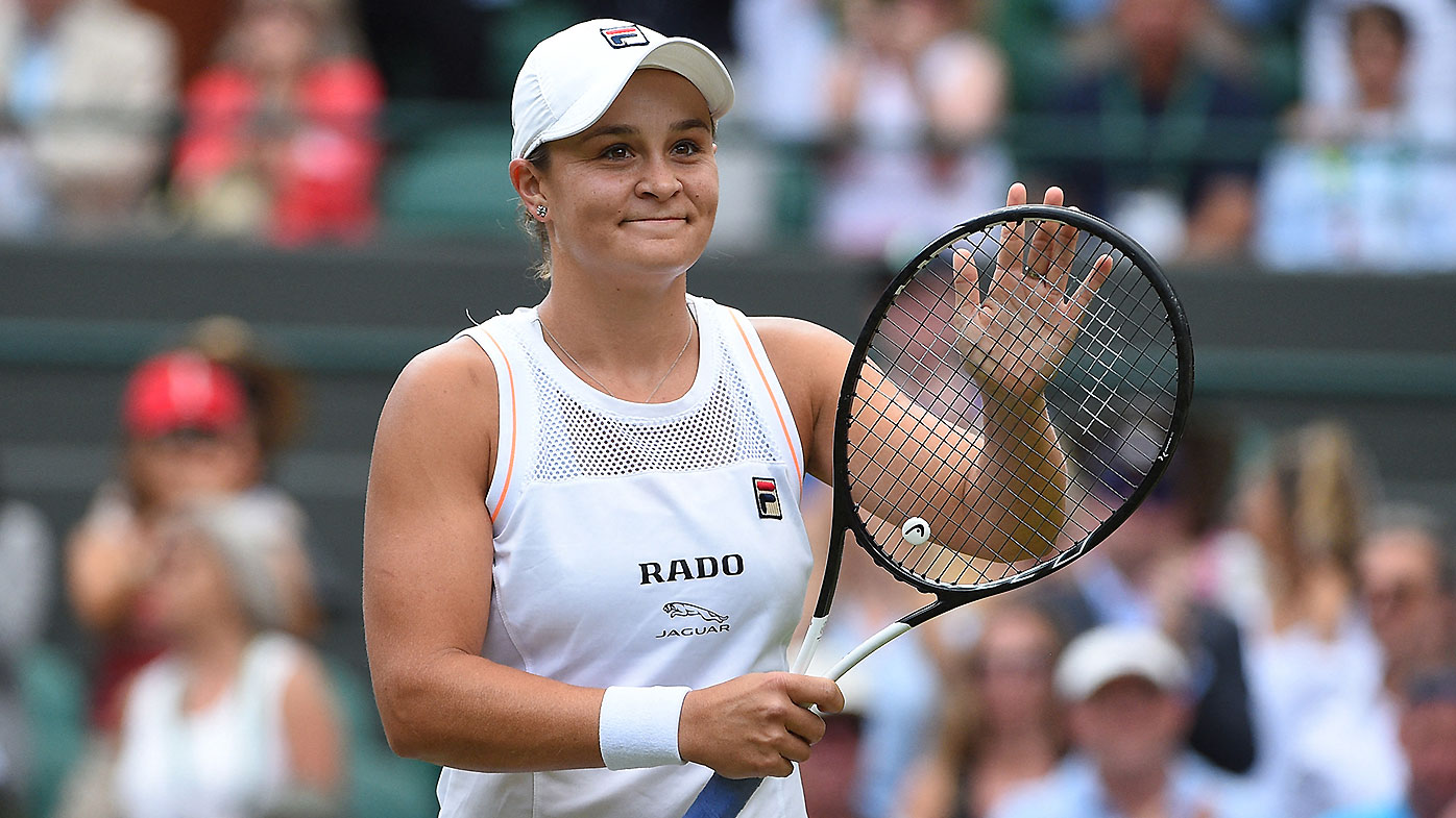 Ashleigh Barty beaten at Wimbledon 2019 by Alison Riske