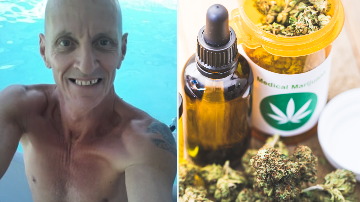 Guillain–Barre syndrome sufferer: 'Illegal cannabis saved my life'