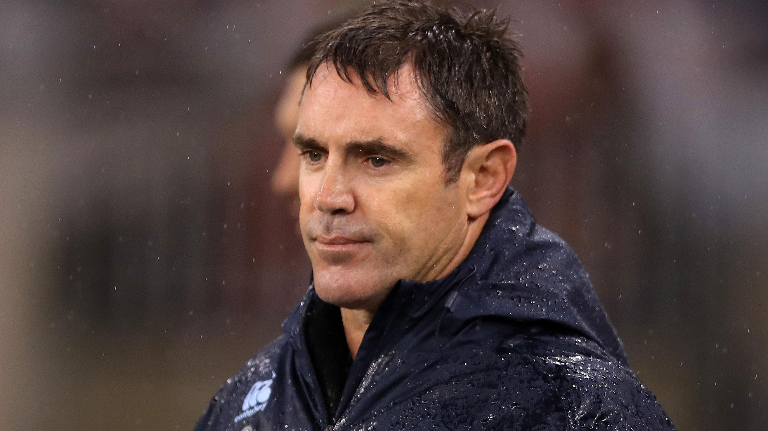 NSW coach Brad Fittler