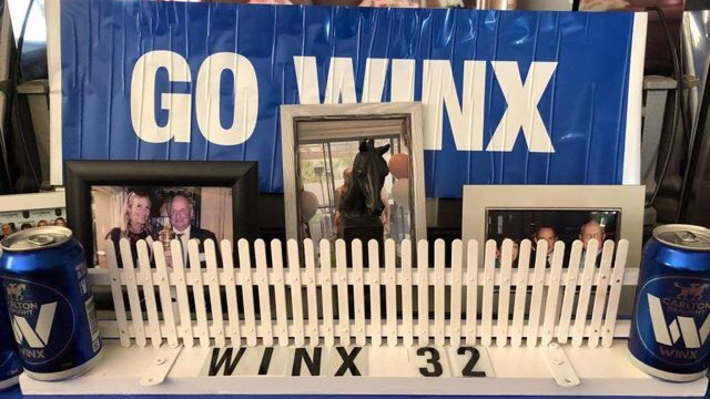 Shrine to Winx