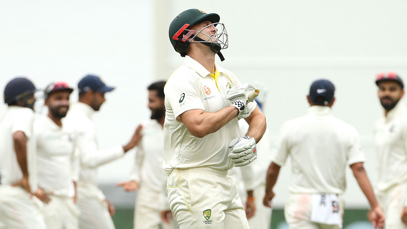 Rain prevents play in Australia-India Test