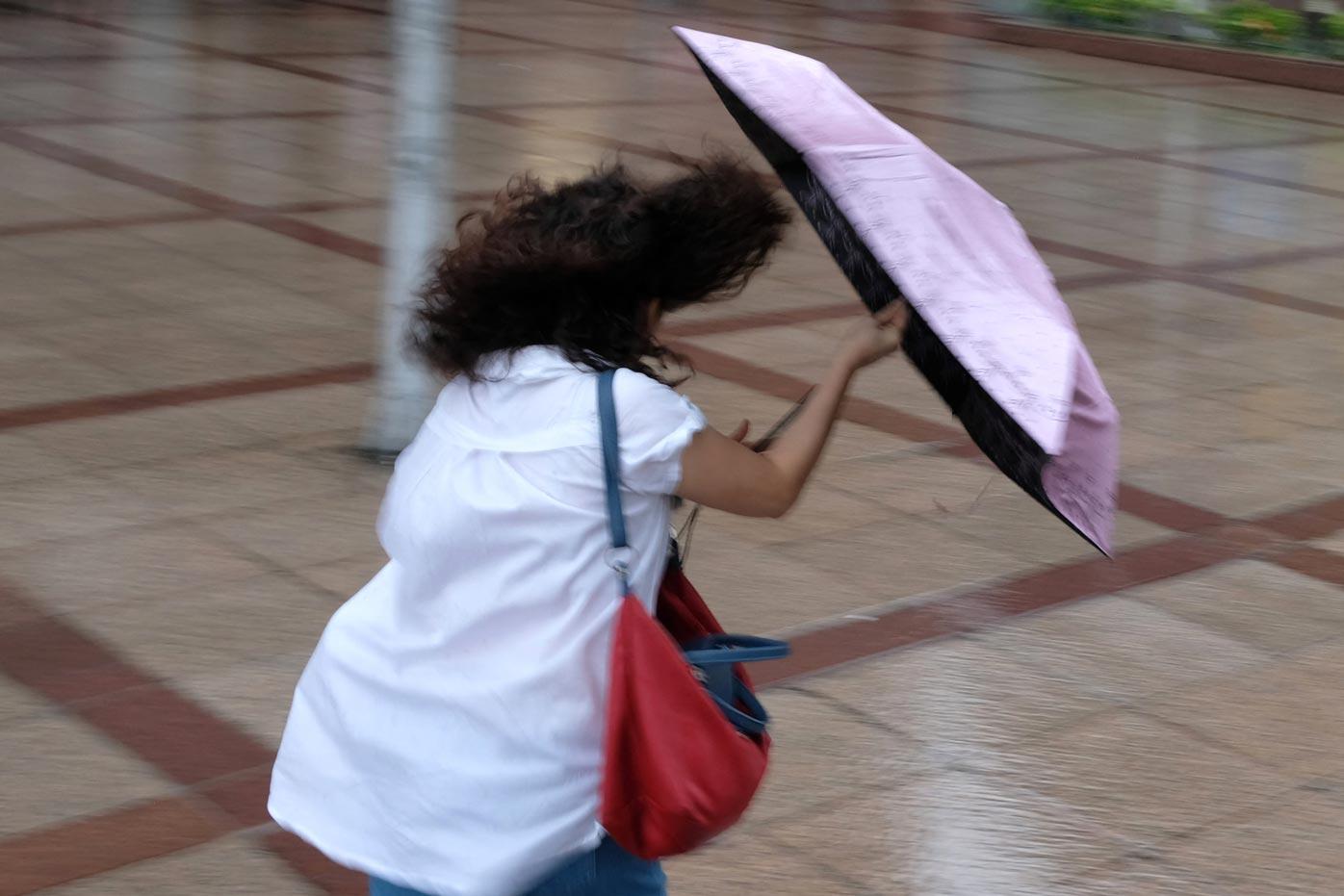 Typhoon Lekima makes landfall in China with 175kph winds