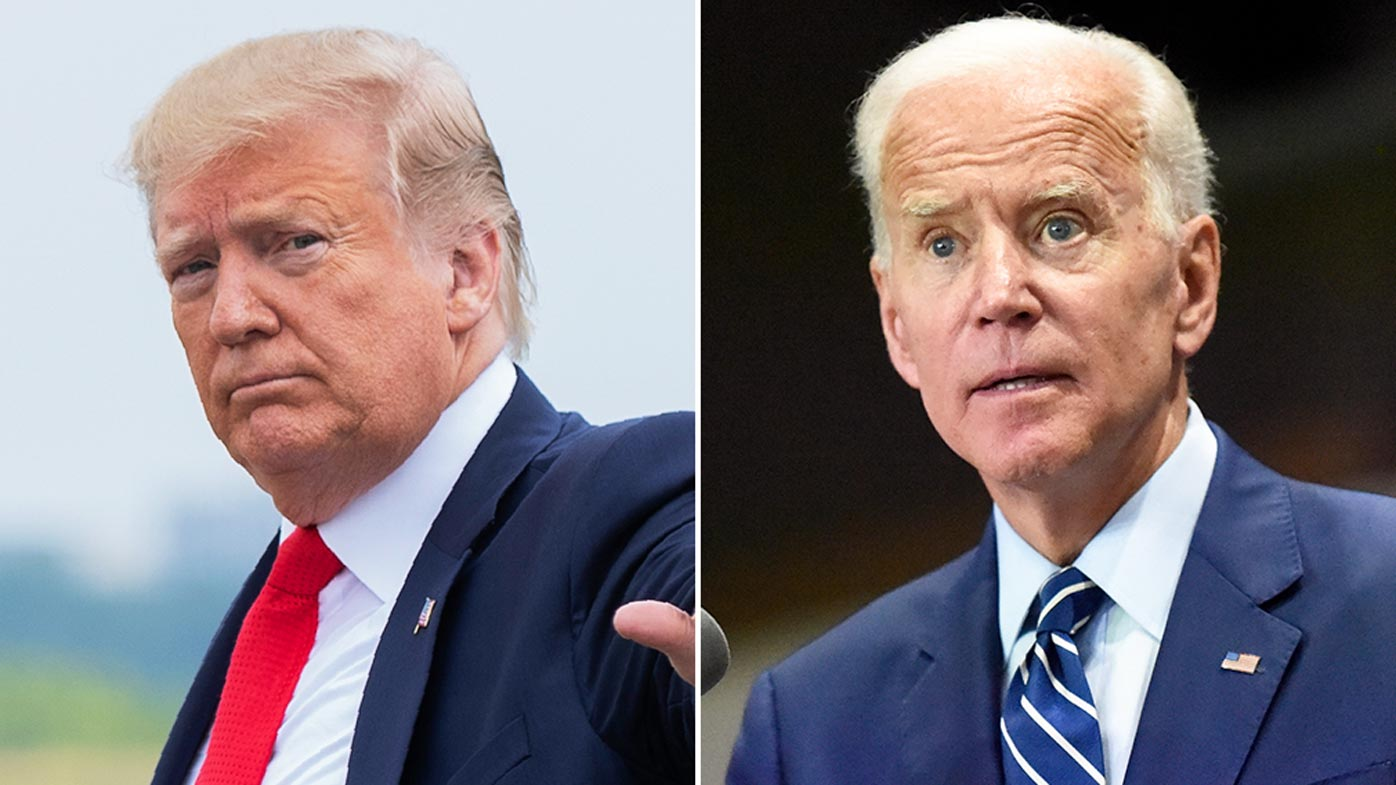 Biden 'only Democratic candidate with wide lead over Trump'