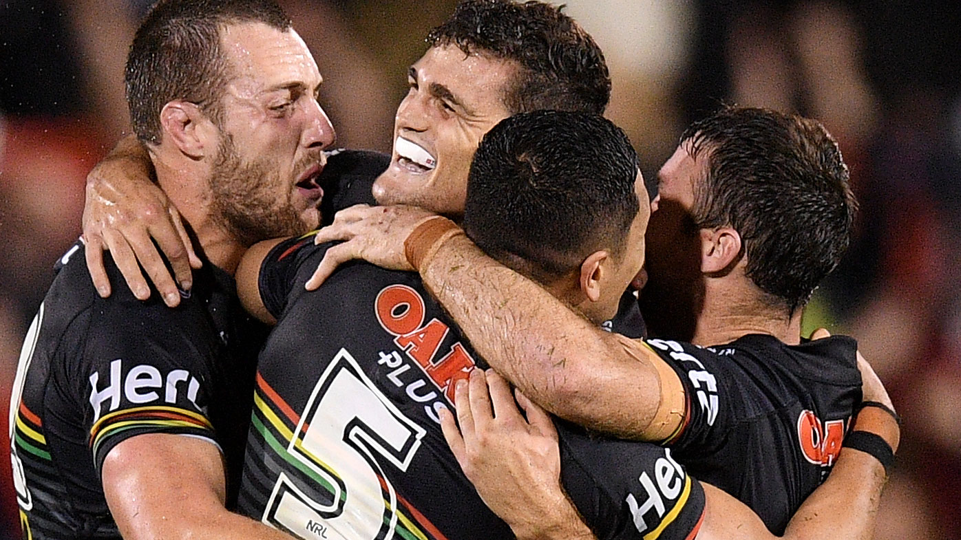 Nathan Cleary heroics saves Panthers