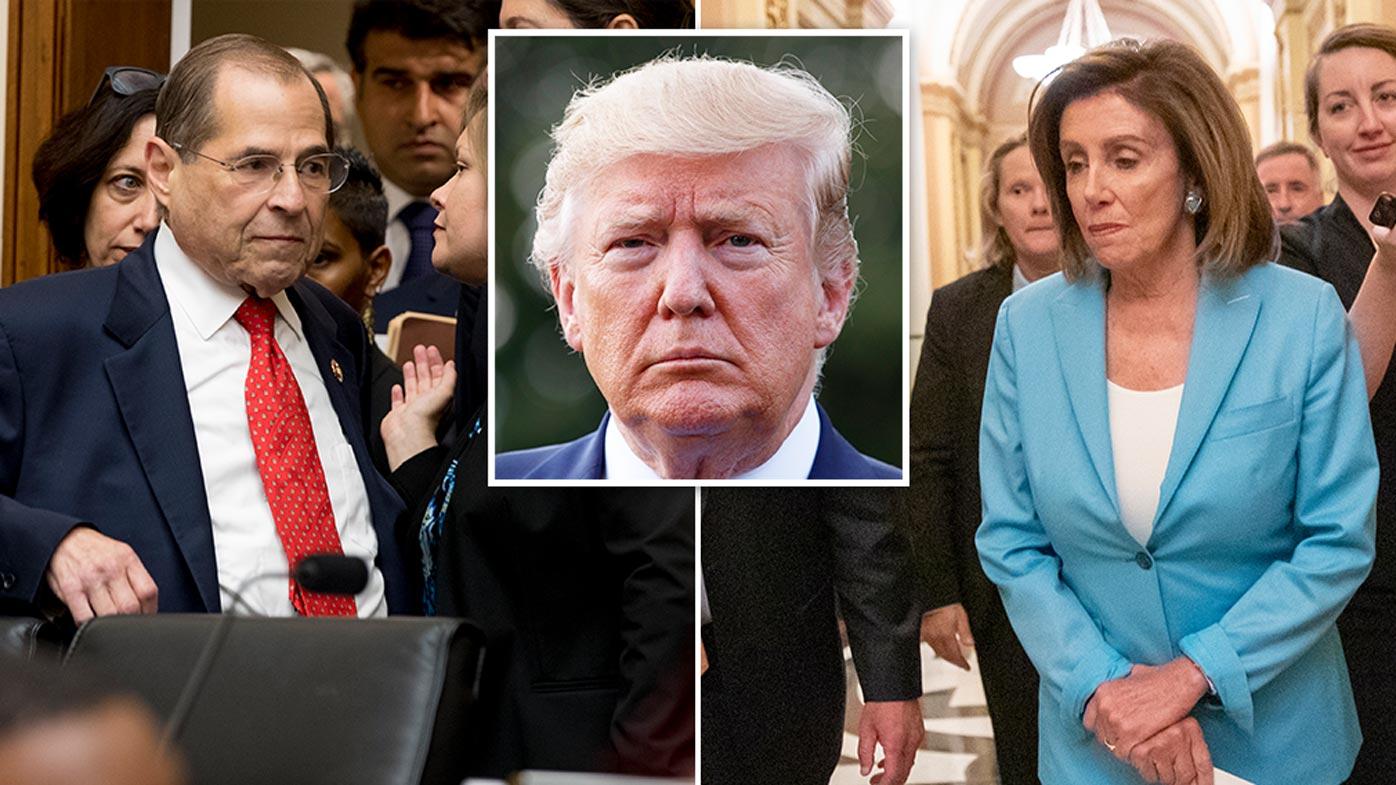 Donald Trump impeachment: More than half of House Democrats