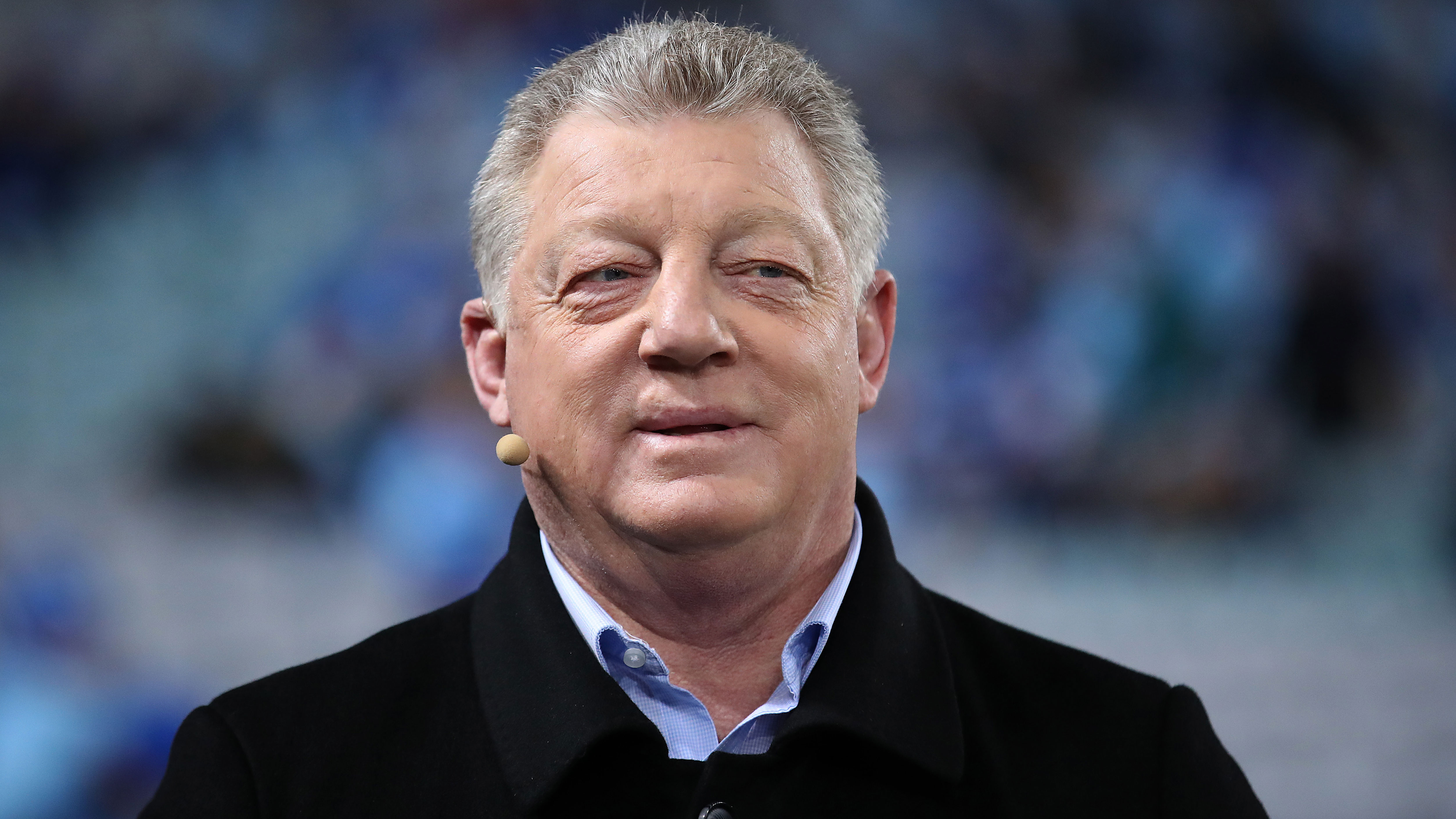 Phil Gould has been a long-time colleague of Ray Warren.