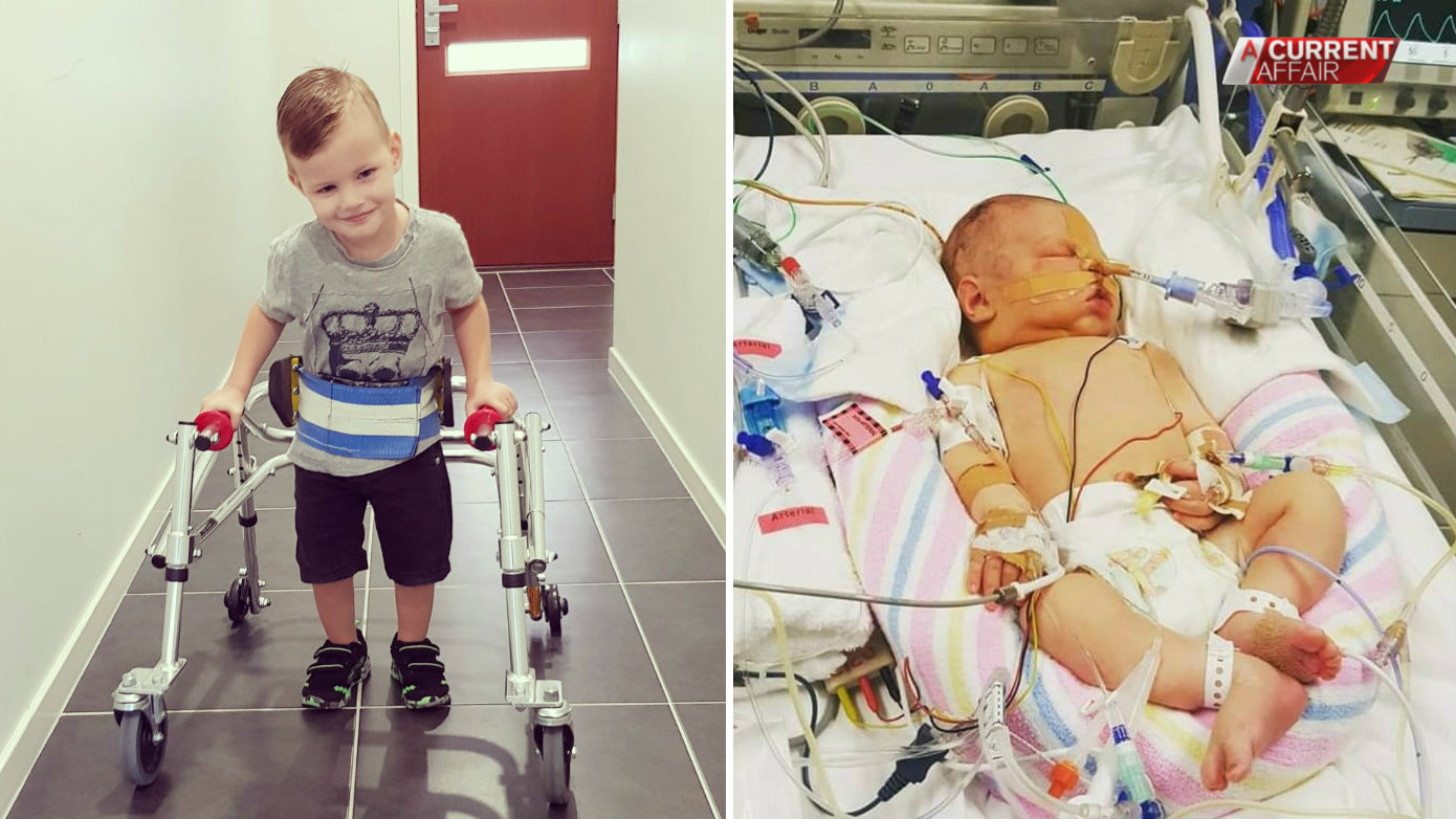 Family's fight after Australian-born child deemed ineligible for NDIS
