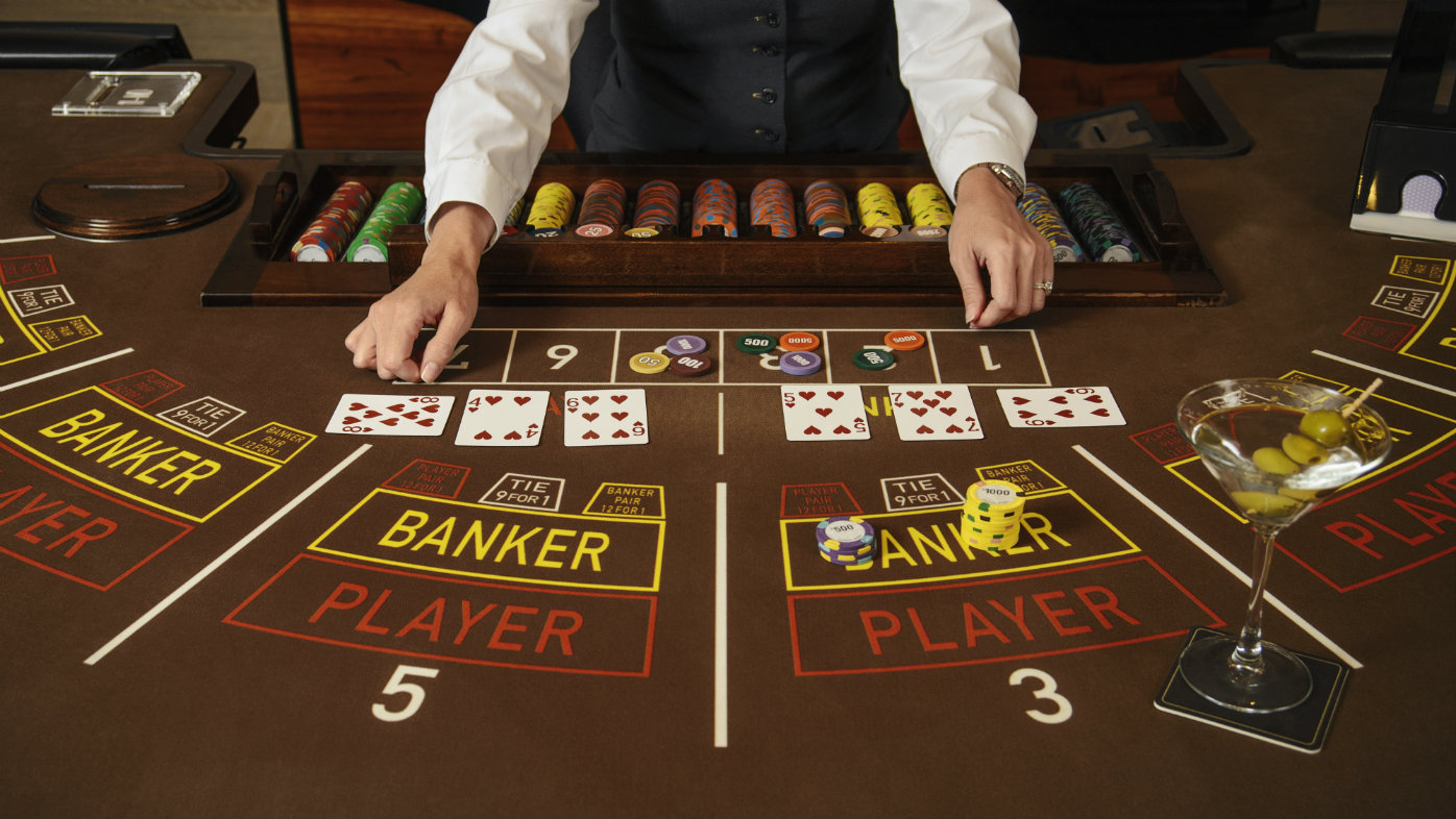 'Lucky' baccarat gamblers dent casino giant's profits by millions