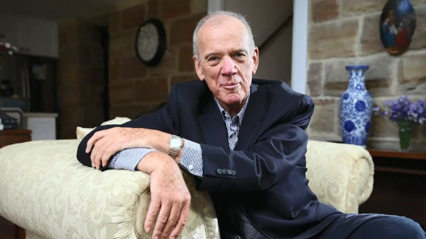 'He knew he was the best': Ray Martin remembers Mike Willesee
