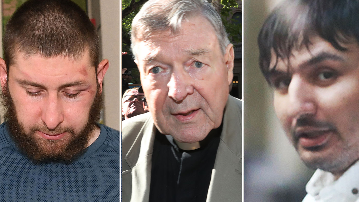 George Pell: Convicted cardinal's prison cellmates revealed