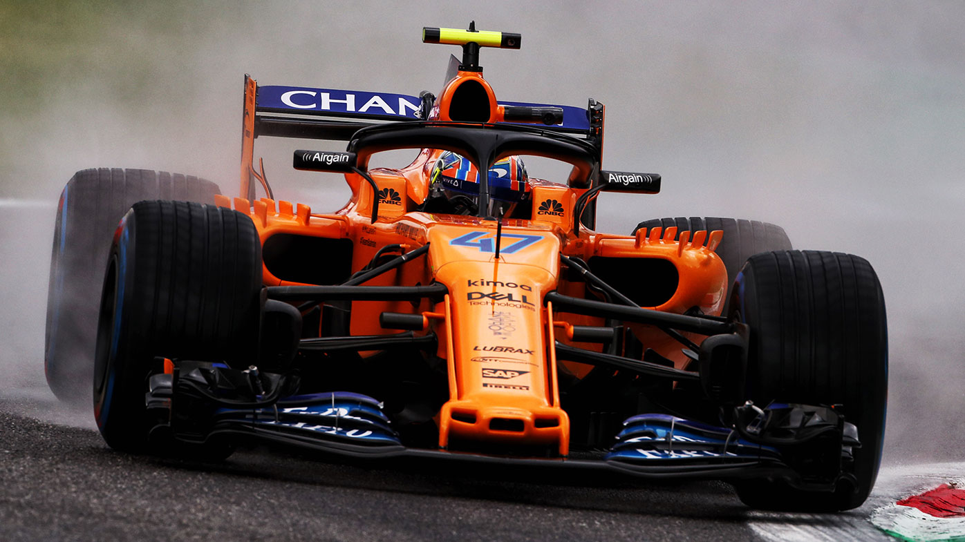 Tobacco giant BAT is returning to Formula One with McLaren
