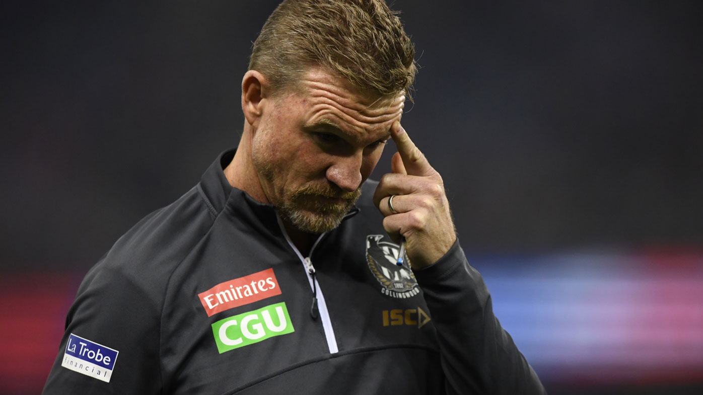 Fed-up Buckley fires back at 'Pies critics