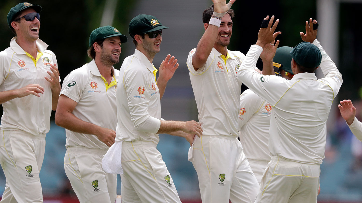 Starc leads Australia to victory over Sri Lanka