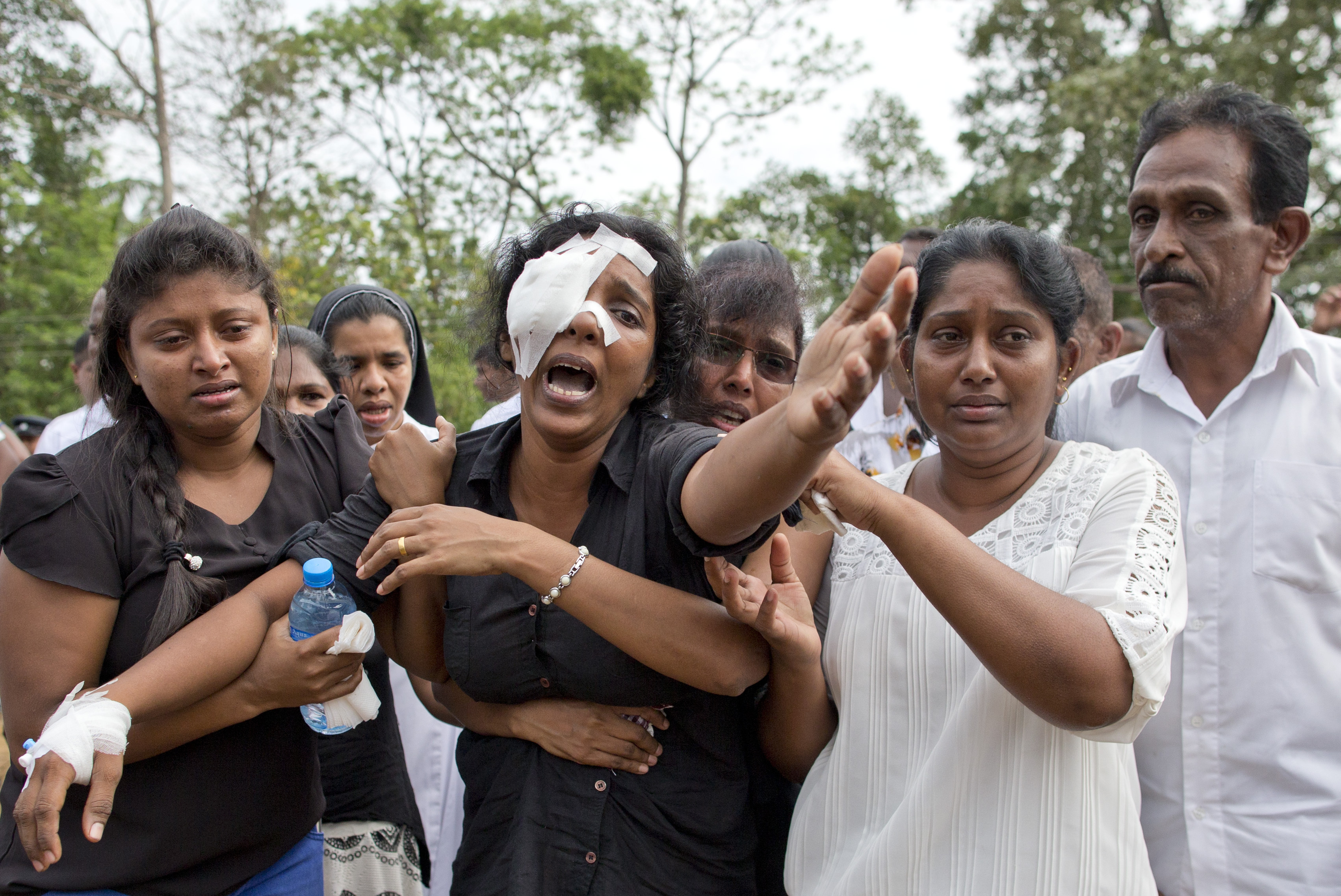 Main suspect in Sri Lankan Easter Sunday attacks caught in Middle East
