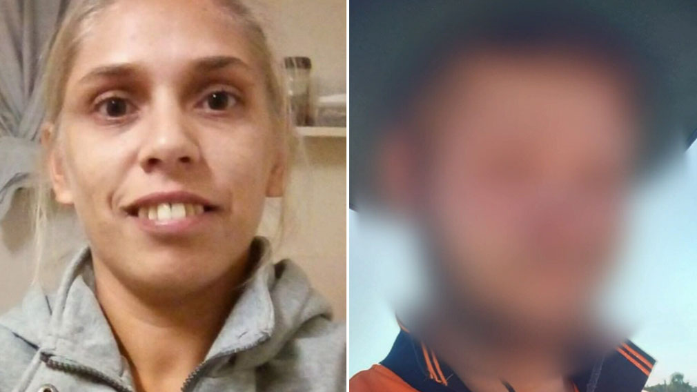 Man charged with murdering young mum 'with his bare hands'