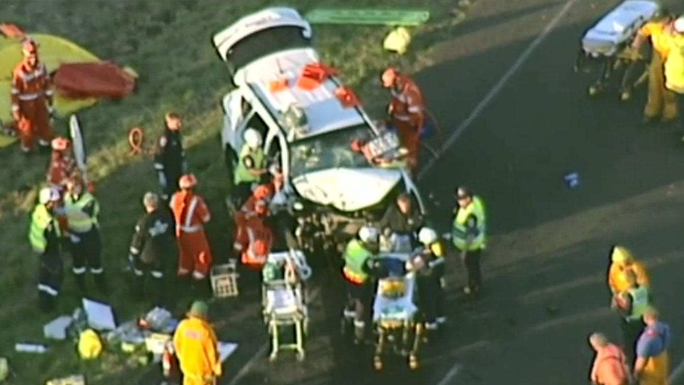 Four killed in three days on Victorian roads