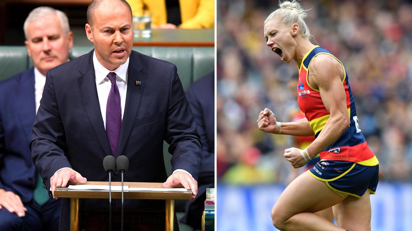 Women the big winners in sports funding