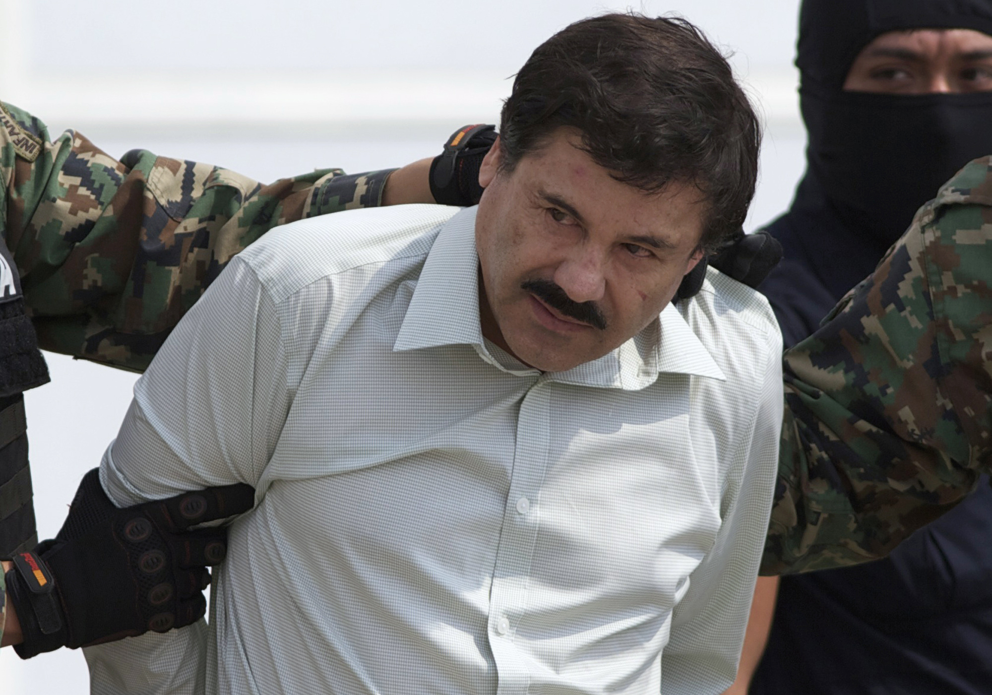 Mexican drug baron El Chapo sentenced to life in prison
