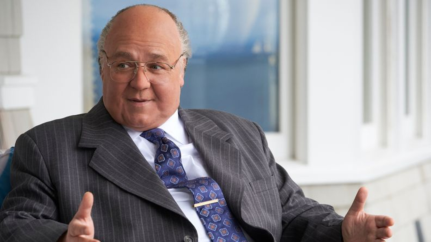 Russell Crowe Talks About Transforming Into Roger Ailes For The